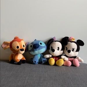 Disney Stuffies